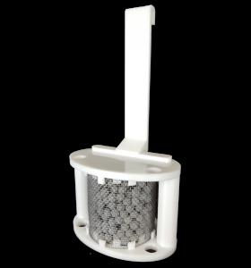 Antibakteriell Silverbox Airtek PCMH45 DW