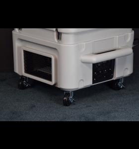 Rollensatz für den industriellen Luftfilter PureAirPro 1200